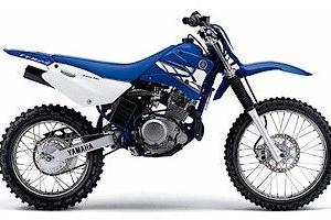 Yamaha XT + WRF +TTR
